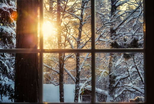 Low U-Factor Windows Should Be Used in Cold Climates with Mild Summers